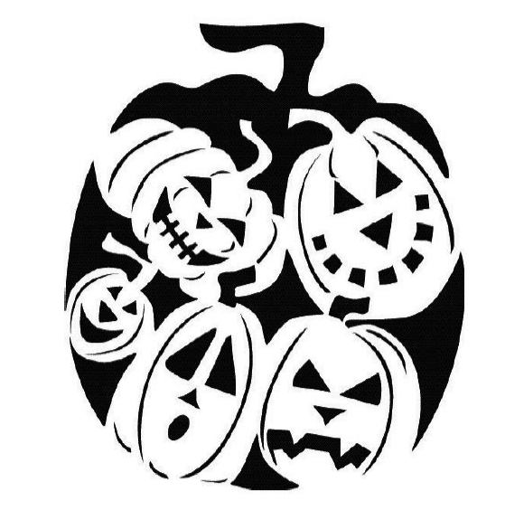 Pumpkin carving patterns craftyoctober the purple