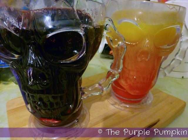 Halloween Beverages