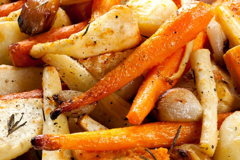 Carrots & Parsnips