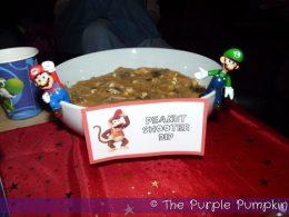 Nintendo Diddy Kong Peanut Shooter Dip