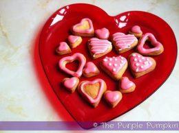 Valentines Day Baking Date