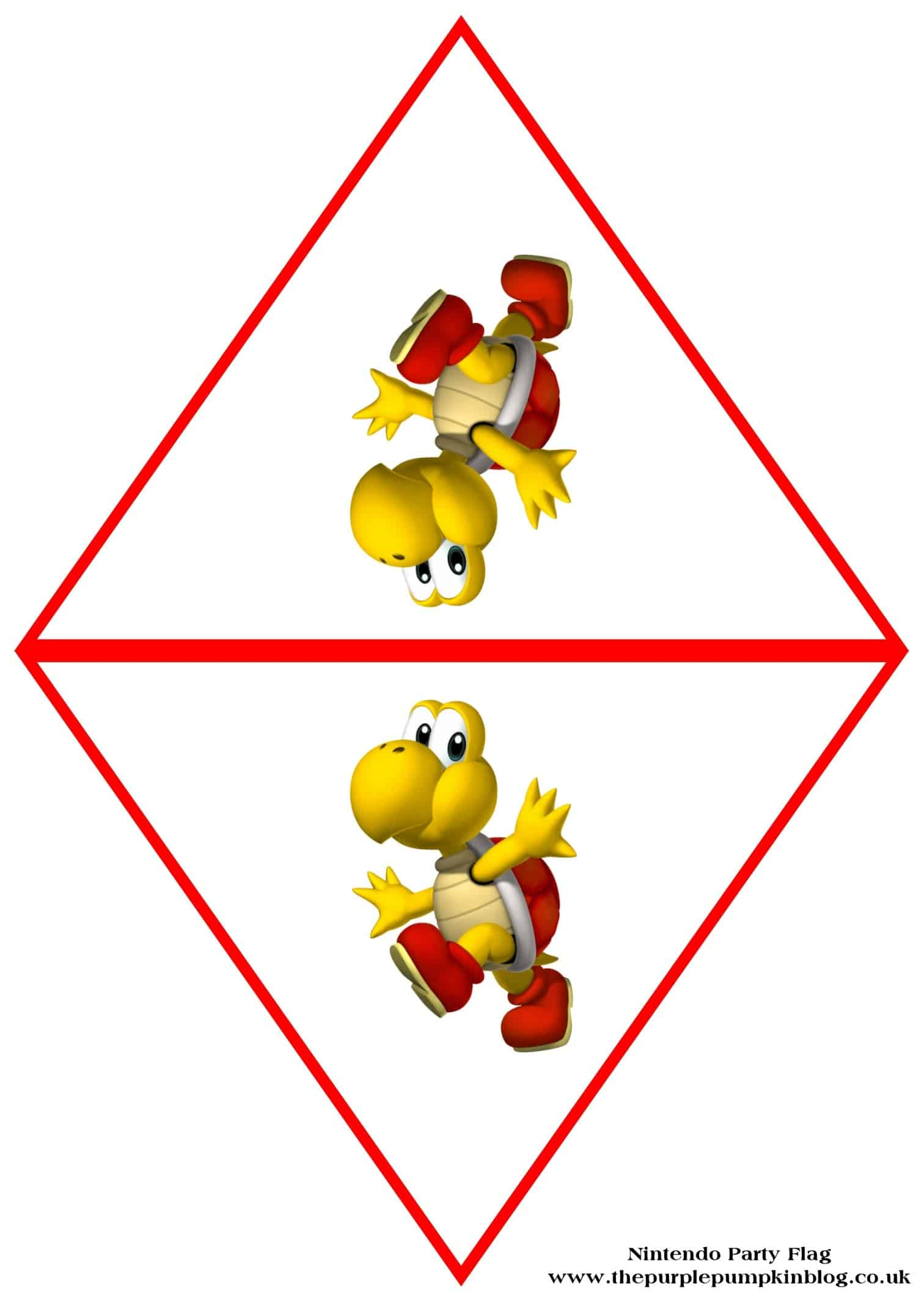 nintendo-party-flag-koopa-troopa