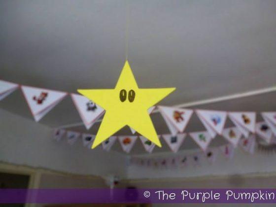 Nintendo Starman Hangers