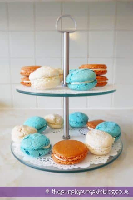 Her Majesty's Macarons