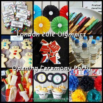 London 2012 Olympics Party