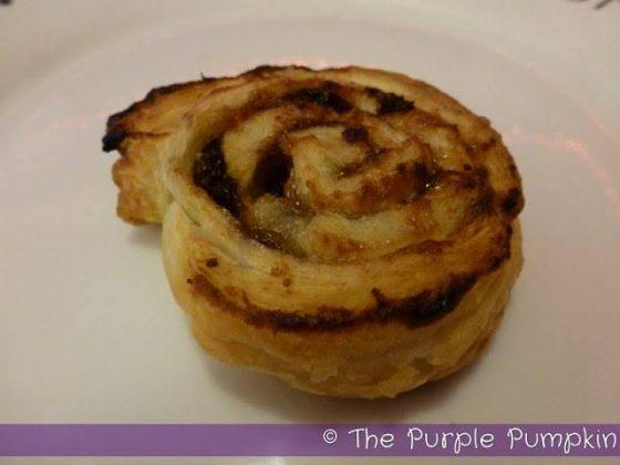 Festive Mince Pie Pinwheels