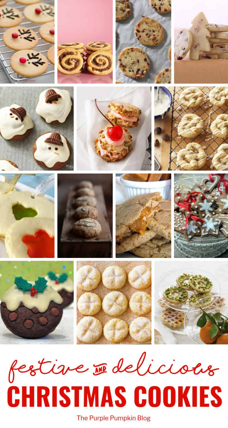 Festive & delicious Christmas cookies