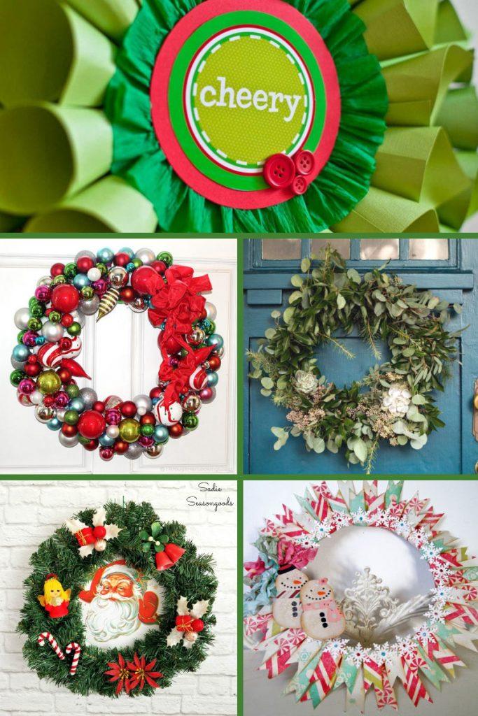 18+ Beautiful Christmas Wreaths