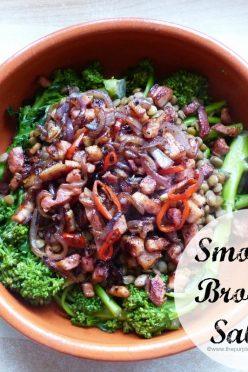 Smokey Broccoli Salad