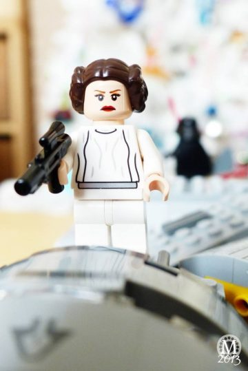 Star Wars Lego - Princess Leia