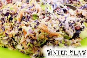 Winter Slaw Recipe