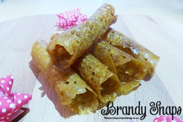 Brandy Snaps Recipe