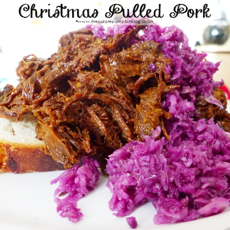 Christmas Pulled Pork