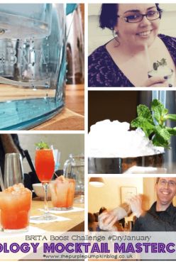 Mixology Mocktail Masterclass