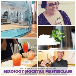 Mixology Mocktail Masterclass
