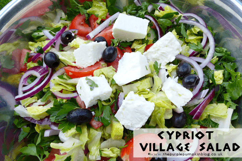 Cypriot Village Salad