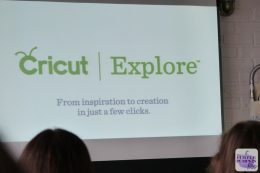 Cricut Explore UK Launch