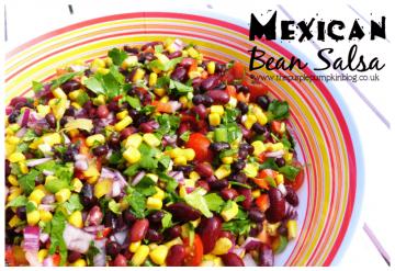 Mexican Bean Salsa