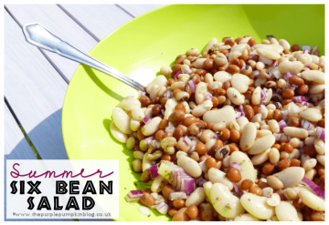 Summer Six Bean Salad