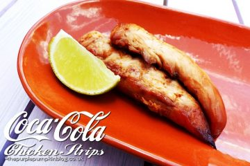 Coca-Cola Chicken Strips