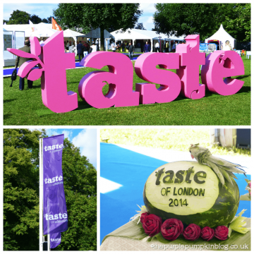 Taste of London 2014 + Electrolux Secret Ingredient