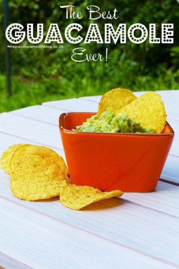 The Best Guacamole Ever!