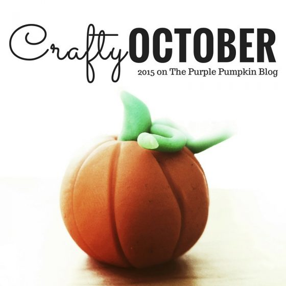 Crafty October 2015 on The Purple Pumpkin Blog
