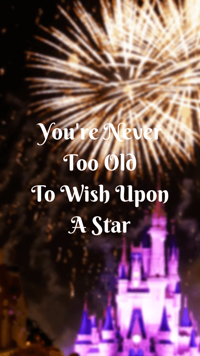 Wish Upon A Star iPhone5 Wallpaper