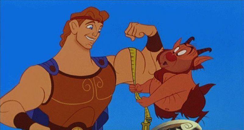 Hercules 100daysofdisney Day 83 Saturday Night At