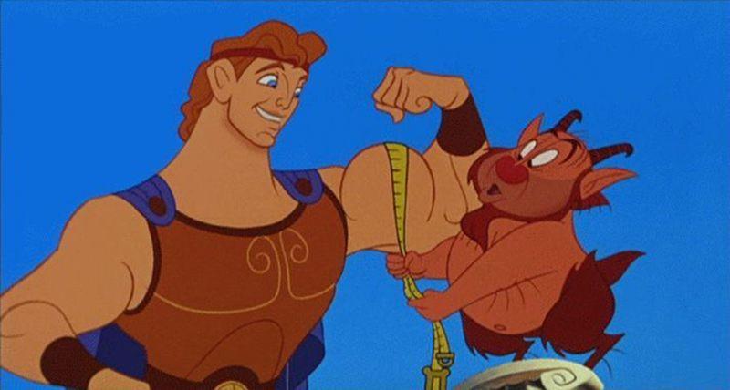 Hercules 100daysofdisney Day 83 Saturday Night At
