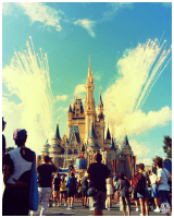 Dream Along With Mickey Fireworks
