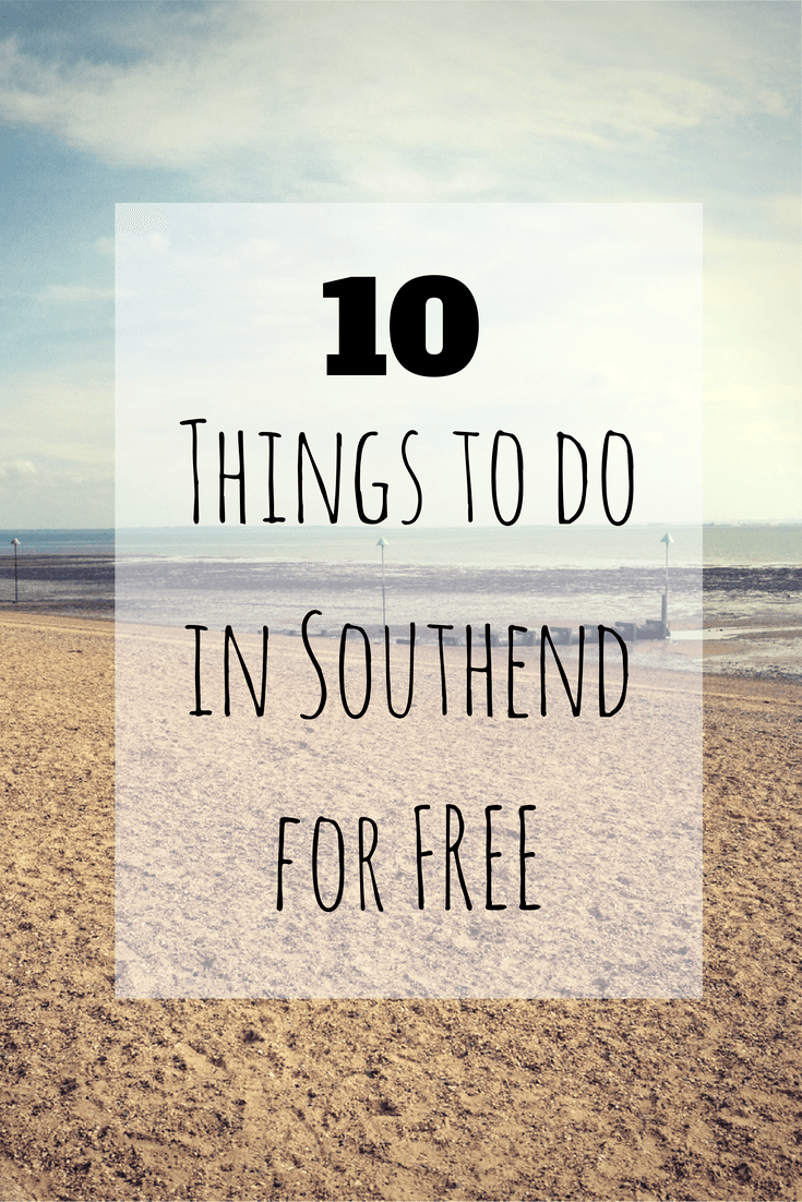 things to do in southend for free