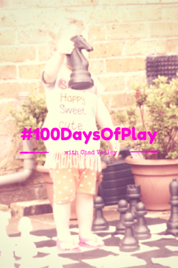 #100DaysOfPlay