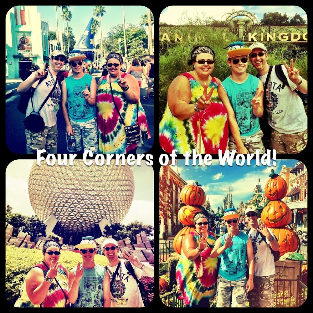 Four Corners of Walt Disney World