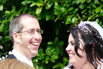 Our 5th Wedding Anniversary!