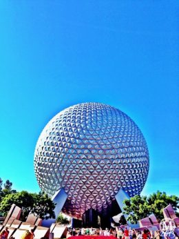 Spaceship Earth, Epcot