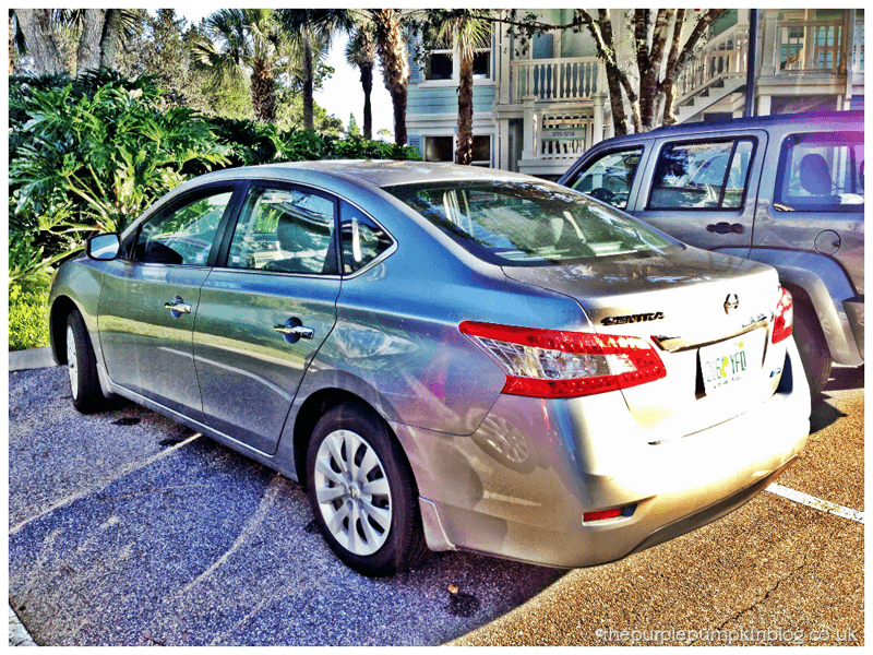Toyota Sentra