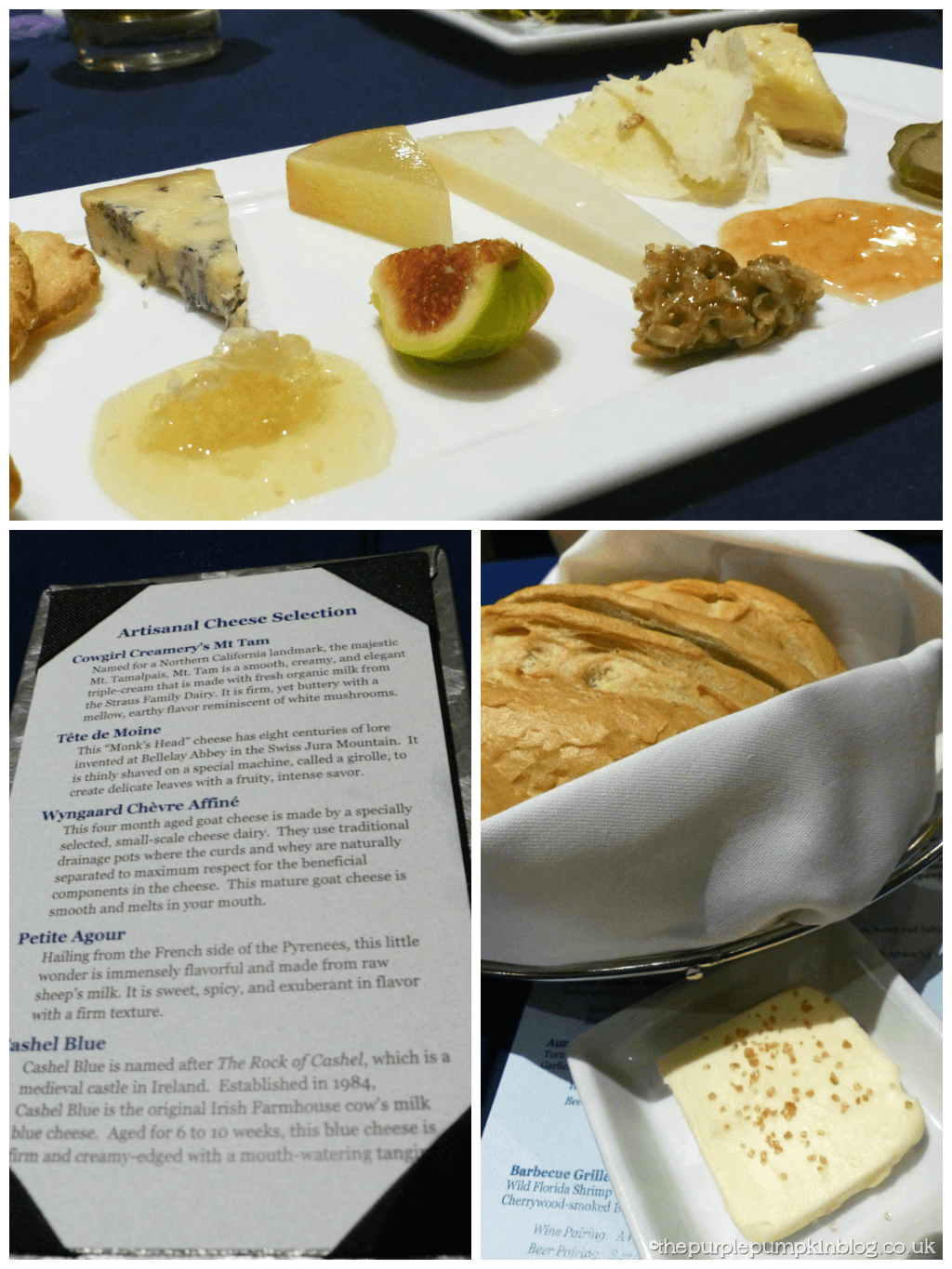 Narcoossees Artisanal Cheese Plate Appetizer