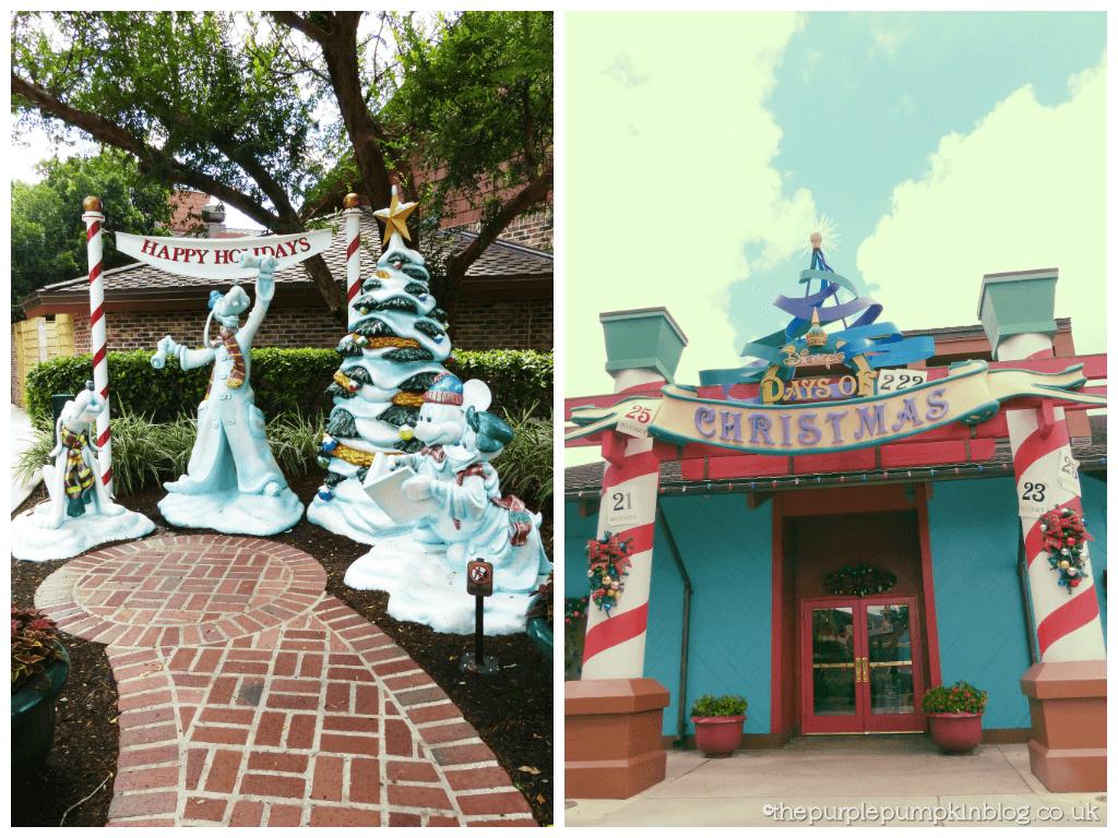 Disney Days Of Christmas Store