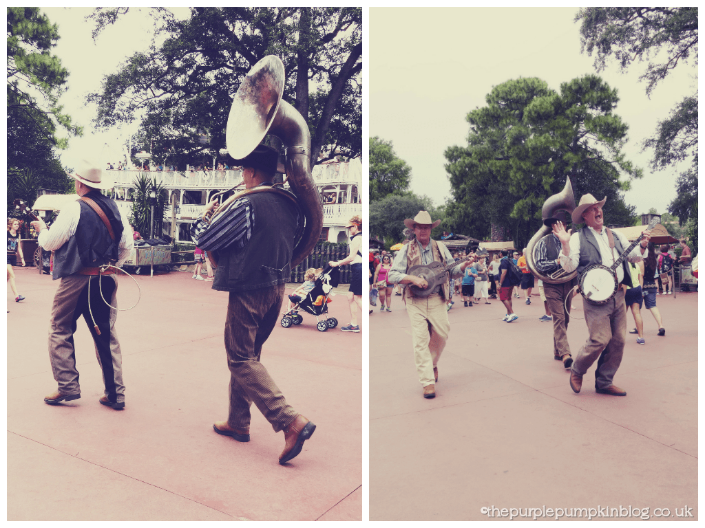 Frontierland at Magic Kingdom