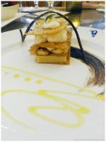 Flying Fish Cafe Banana Napoleon