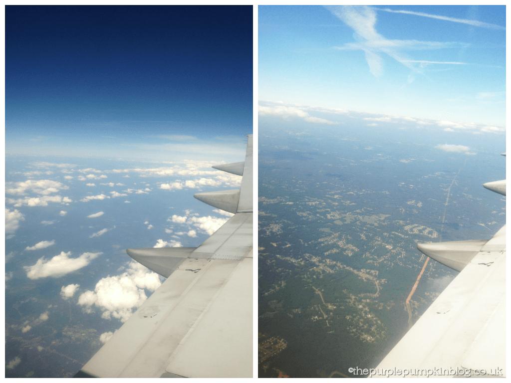 Delta Airlines - Atlanta to Orlando 2