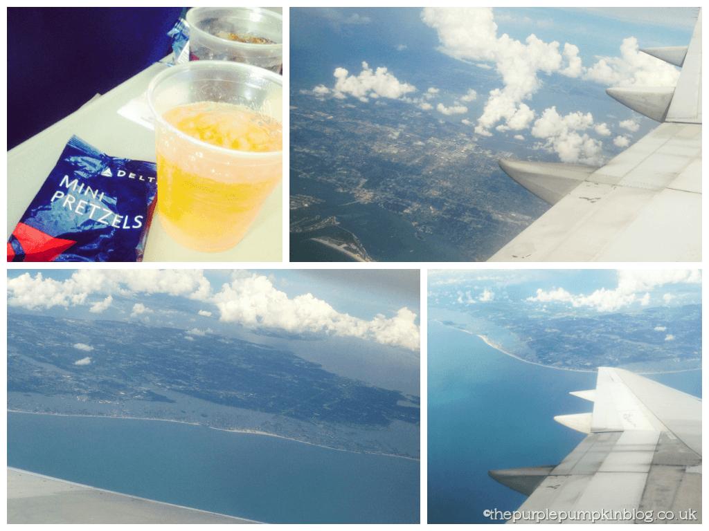 Delta Airlines - Atlanta to Orlando 3