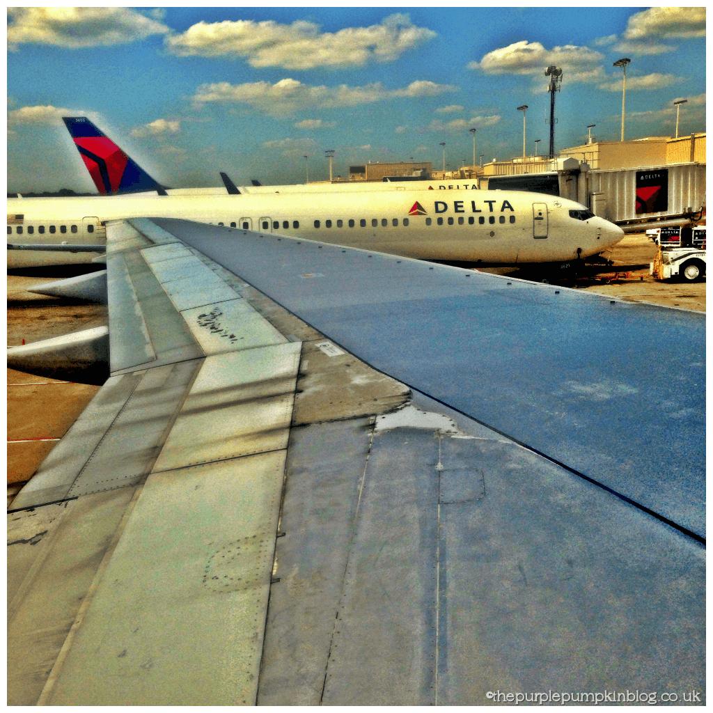 Delta Airlines - Atlanta to Orlando