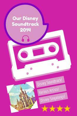 Disney Soundtrack 2014