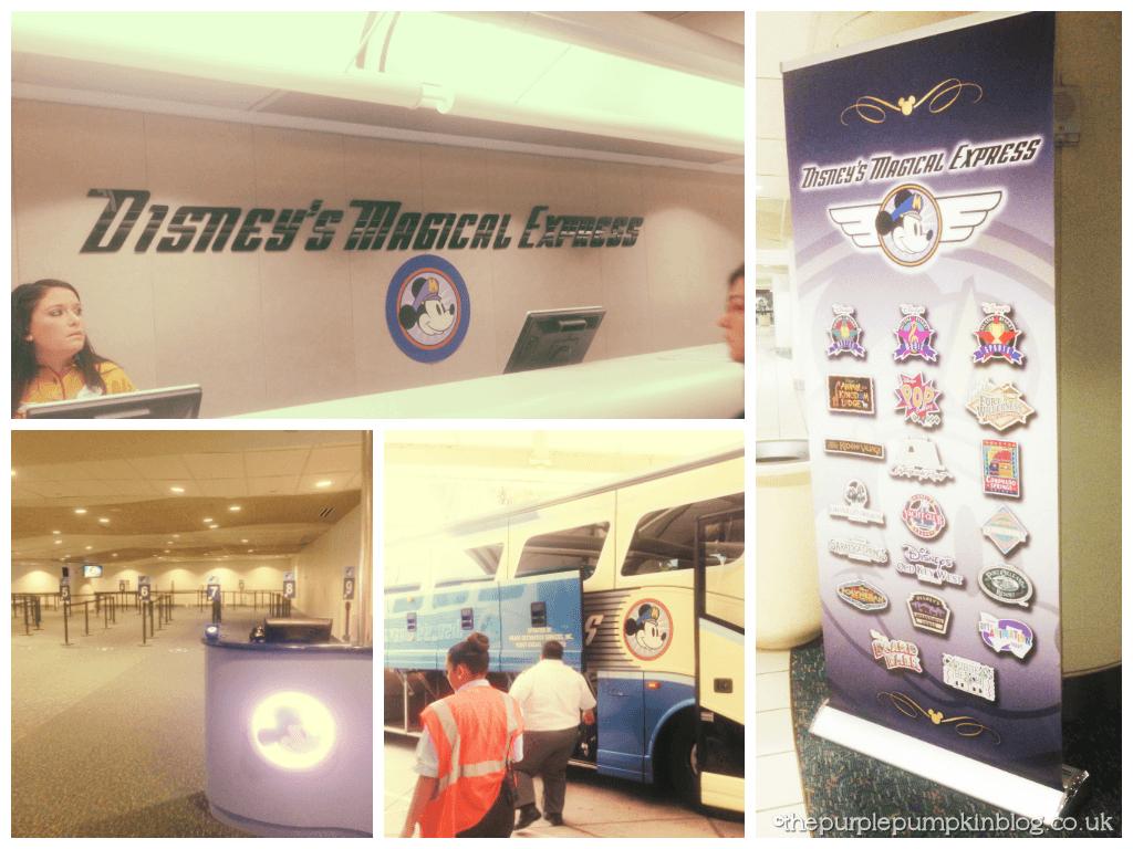 Disneys Magical Express Orlando Airport