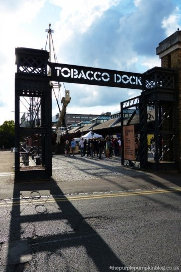 Feast | Tobacco Dock, London