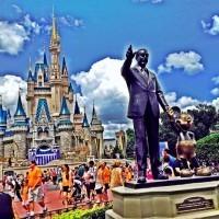 Mickey and Walt