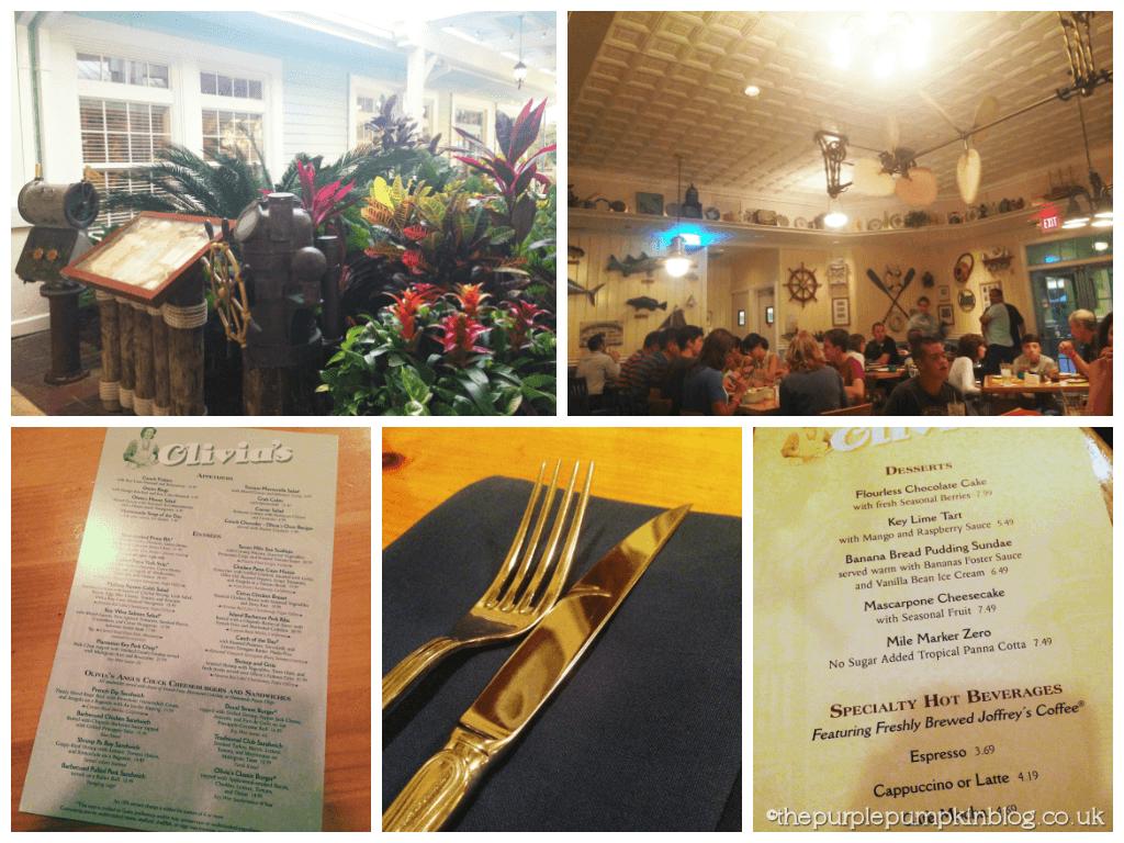 Olivias Cafe at Old Key West 2
