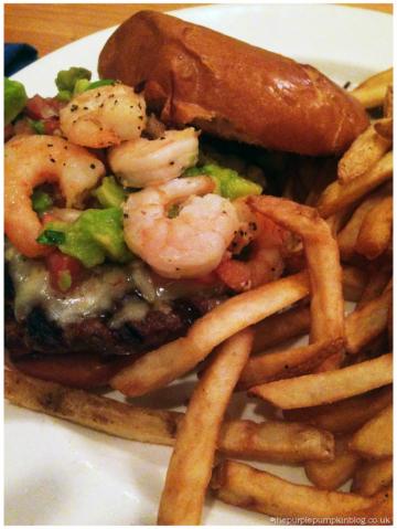 Olivias Cafe Duval Street Burger
